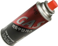 Газ для портативных плит  220гр. (пр-во Корея)