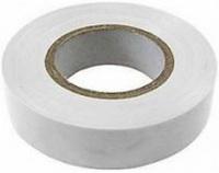 Изолента ПВХ 15м белая (192)