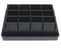 Ящик пласт.для рассады сборный 12 ячеек