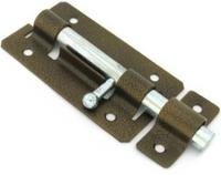 Задвижка дверная ЗД-01 (бронза) Кунгур