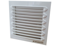 Вентилятор осевой настенный d100 мм SPARK LUX (жалюзи)