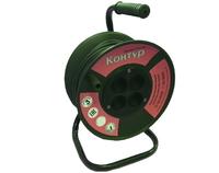 Удлинитель на катушке 50м (ПРС 2х1,5) (со смат.устройством)