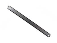 Полотно ножовочное по металлу X-PERT ХР-1037 300*24мм двухстороннее