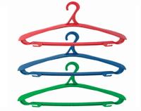 Плечики 48-50 цветные