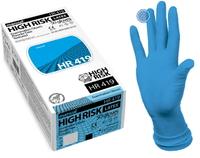 Перчатки MANUAL HIGH RISK латекс S 25 пар