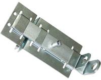 Задвижка дверная ЗД-04 цинк (10)