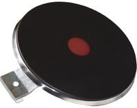 Конфорка d-180 2,0 кВт с красным пятном с обод/12 шт