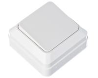 Выключатель 1 кл. накл. 16А SparkLux арт.2701