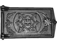 Дверка поддувальная ДП-2 270*160 мм 3,3 кг.
