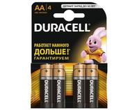 Батарейки Duracell LR03 4 шт ,Блистер