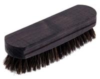 Щетка обувная Эконом из нат. волоса,лак. колодка140х38мм 1с7э/80 шт.