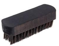 Щетка обувная Эконом из нат. волоса,лак.колодка.105х37мм 04с8э
