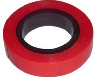 Изолента ПВХ 15м красная (192)