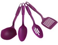 Набор кух.пренадлеж. 4 предмета Фиолетовый