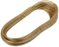 Трос мет/полимер.20 м. d-4 мм
