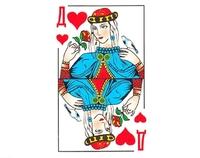 Карты Poker Дама 36л.