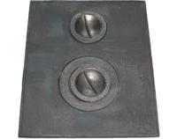Плита к печи ПЧМ 400*480 мм 11,44 кг.