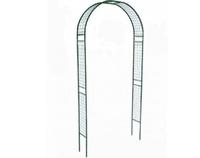 Арка сетка узкая 2,5*1,2м сталь d16 мм