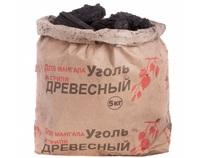 Уголь 5 кг. (березовый)