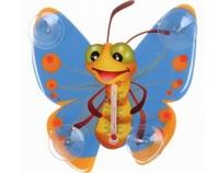 Термометр на присоске (Бабочка)