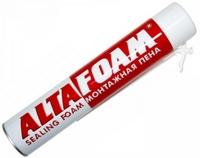 "Пена монтаж. быт. ""AtlaFoam"" всесезон. 700мл./16 шт"
