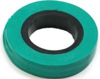 Изолента ПВХ 15м зеленая (192)