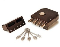 Замок накладной ЗНС3-1 5 ключей