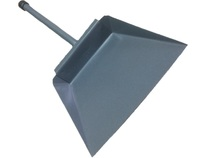 Совок мусорный малый металл