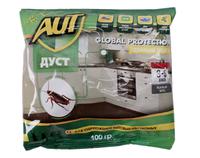 ДУСТ от бытовых насекомых AUT 100 гр.0353