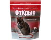 От Крыс 150 гр. 15 летальных доз/40шт.