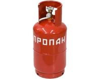 Баллон газовый 4-12-2-В 12л. с ВБ-2 (НЗГА)