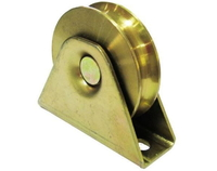 Ролик металл с подшипником 80 мм