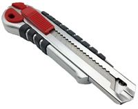 Нож ОБОЙНЫЙ металл прорезиненный корпус 5 лезвий DK618