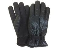 Перчатки теплые верх кожа/12/240шт.