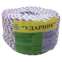 Трос-фал капрон.цвет.№6 6 мм*100 м Ударник