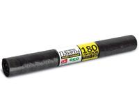 101-032 Мешки для мусора GRIFON 120 л (25 мкм) ПВД черные, 10 шт. в рулоне