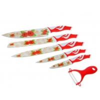 "Набор ножей на блистере 6 пр.""Hong Sheng"""