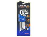 Набор ключей шестигранных X-PERT 1,5-10 мм 9 предметов средний