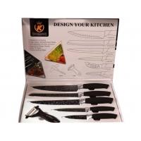 Набор ножей в коробке 6 пр. арт КК-10 6W