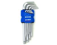 Набор ключей шестигранных X-PERT 1,5-10 мм 9 предметов большой
