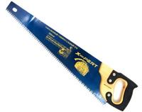 """Ножовка по дереву X-PERT 500мм-20"""" с дер.прорезинен.ручкой"""