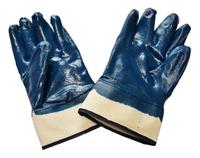 Перчатки нитрил крага, полный облив