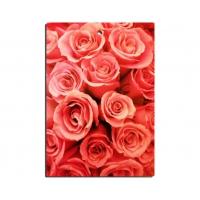 Доска разделочная ДР-26 декор розы