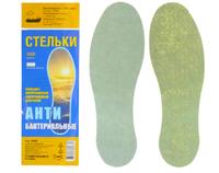 Стельки «Антибактериальные»/60 шт.