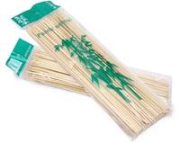 Шампура бамбуковые 25см