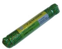 Трос-фал капрон.цвет. 25м*6мм №6  Ударник