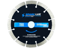 Диск отрезной алмазный Spark LUX УШМ  150*22,2 мм*2,4