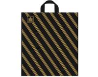 Пакет петлевой Золотая полоса NEW 440*400*0,043 ПНД/50 шт