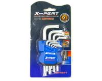 Набор ключей Звездочка X-PERT 10-50 мм 9 предметов малый