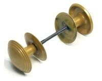 Ручка-кнопка РДК-115 З (Золотистая)
